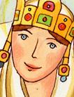 Árpád-házi Szent Eiréné / Piroska (kb. 1080 - 1134) (Az                     animációt a Color Plus Kft. készítette.)