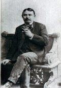 A fiatal Mikszáth Kálmán (A Mikszáth Kálmán c. diafilm részlete)
