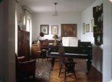 Bartók Béla dolgozószobája (fotó: Gottl Egon)