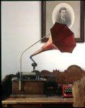 Bartók Béla fonográfja és viaszhengere (fotó: Gottl Egon)