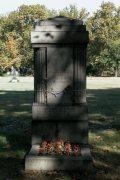 Jászai Mari síremléke (fotó: Legeza Dénes István)