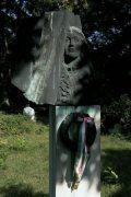 Márkus Emília síremléke (fotó: Legeza Dénes István)