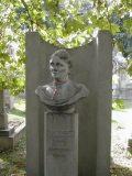 Medgyaszay Vilma síremléke (fotó: Legeza Dénes István)
