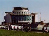 Nemzeti Színház (fotó: Legeza Dénes István)