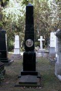 Paulay Ede síremléke (fotó: Legeza Dénes István)