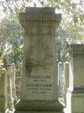 Szigligeti Ede és felesége síremléke (fotó: Legeza Dénes István)