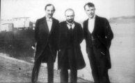 Babits Mihály, Juhász Gyula és Kosztolányi Dezső (A Juhász Gyula c. diafilm részlete)