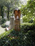Szabó Lőrinc síremléke (fotó: Legeza Dénes István)