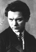 József Attila 1924-ben Makón (A József Attila c. diafilm                     részlete)