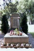 József Attila és családja síremléke (fotó: Legeza Dénes István)