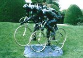 Biciklisták (fotó: Legeza Dénes István)