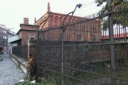 Óvárosi zsinagóga - Krakkó (fotó: Legeza Dénes István)