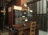 Telefonközpont (fotó: Gottl Egon)