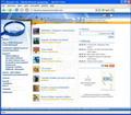 A Neumann János Digitális Könyvtár honlapja
