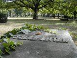 Szerb Antal síremléke (fotó: Legeza Dénes István)