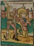 Zsigmond király (Illusztráció a Pannonhalmán őrzött Legenda Aurea Sanctorum című ősnyomtatvány 1482-es augsburgi kiadásából)