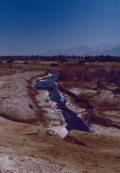 Sivatagi folyó (fotó: Legeza Dénes István)
