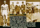 Érdekességek az olimpiák történetéből I. rész. 1916. Antwerpen