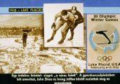 Érdekességek az olimpiák történetéből I. rész. 1932. Lake Placid
