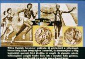 Érdekességek az olimpiák történetéből I. rész. 1960. Róma