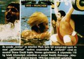 Érdekességek az olimpiák történetéből I. rész. 1972. München