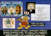 Érdekességek az olimpiák történetéből I. rész. Csanádi Árpád