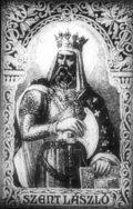 Szent László (A Magyar szentek I. c. diafilm részlete)