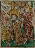 Szent Henrik császár (Illusztráció a Pannonhalmán őrzött Legenda Aurea Sanctorum című ősnyomtatvány 1482-es augsburgi kiadásából)