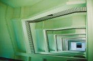 Lépcső (fotó: Németh Gábor Árpád)