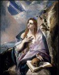 El Greco: Bűnbánó Magdolna (fotó: Gottl Egon)