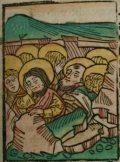 Hét Szent Alvó (Illusztráció a Pannonhalmán őrzött Legenda Aurea Sanctorum című ősnyomtatvány 1482-es augsburgi kiadásából)