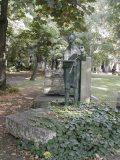 Csontváry Kosztka Tivadar síremléke (fotó: Legeza Dénes István)