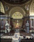 Szentély, Szent István-bazilika (fotó: Gottl Egon)