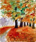 Balázsovits Zsuzsanna: Október