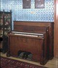 Liszt Ferenc pianínó-harmóniuma (fotó: Gottl Egon)