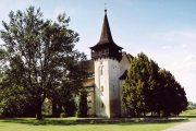 A boldvai református (hajdan bencés) templom (fotó: Németh Gábor Árpád)