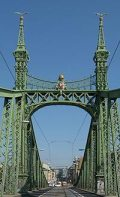 Szabadság híd (korábban: Ferenc József híd)