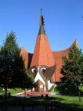 Siófok, evangélikus templom (fotó: Németh Gábor Árpád)