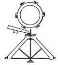Euler rajza a Segner-kerékről