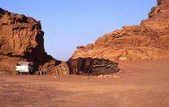 Wadi-rum (Jordánia)(fotó: Legeza Dénes István)