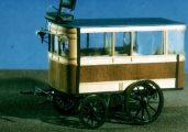 Omnibusz, XIX. sz. (I. Régi budapesti járművek c. diafilm részlete)