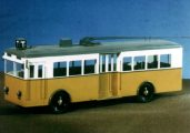 Trolibusz, 1933 (I. Régi budapesti járművek c. diafilm részlete)