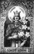 Szent Imre (A Magyar szentek I. c. diafilm részlete)