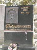 Egressy Béni síremléke (fotó: Legeza Dénes István)
