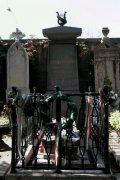 Vörösmarty Mihály síremléke (fotó: Legeza Dénes István)