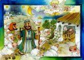 Faltisz Alexandra: Betlehem kis falucskába'