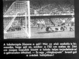 A gól szabálya (A labdarúgás szabályai c. diafilm részlete)