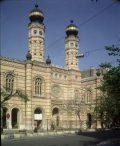 A Dohány utcai zsinagóga (fotó: Gottl Egon)