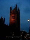 A Tower esti fényben (London, Anglia) (fotó: Bánkeszi Katalin)