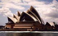 A Sydney-i Opera (Ausztrália)(Fotó: Konkoly-Thege György)